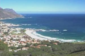 Camps Bay vom Kloof Neck